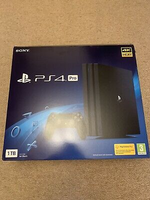 Sony PlayStation 4 PS4 Pro 1TB Console
