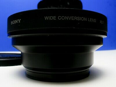 Sony VCL-HG0758 58MM 0.7 x Hi Grade Wide Lens