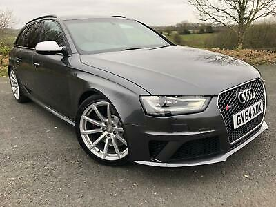 2014 Audi RS4 Avant 4.2 TFSI Quattro Low mileage amazing condition