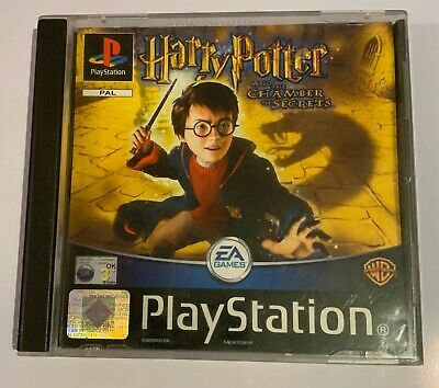 Harry Potter and the Chamber of Secrets - PS1 Game