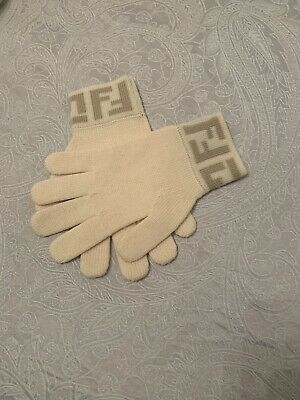 Ladies Fendi Gloves