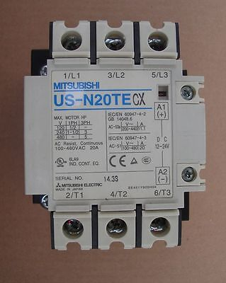 New Mitsubishi US-N20TE solid state contactor