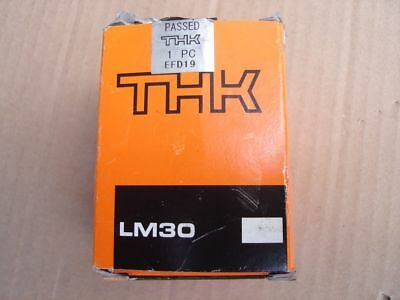 New THK LM30 linear bush