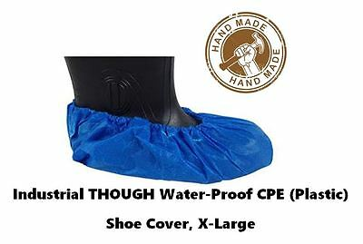 100 Disposable Water - Proof Shoe Covers X-Large Hospital Medical Office