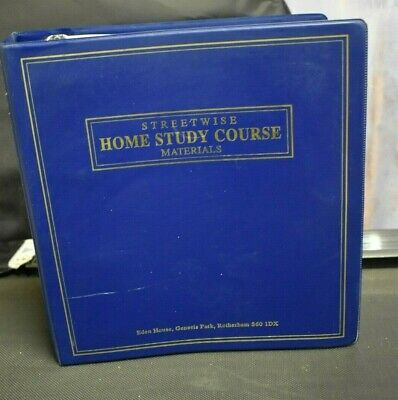 Streetwise Home Study Course - Property Investment / Renting - Entrepreneurs