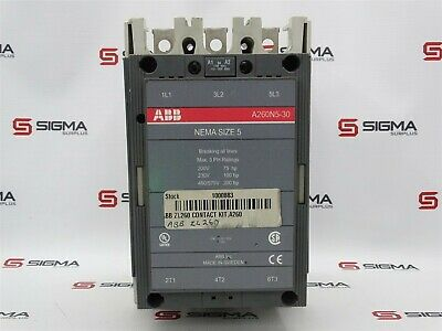 ABB A260N5-30 Contactor 3Phase