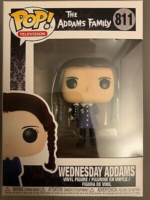 Funko Pop! Vinyl: The Addams Family (1964) - Wednesday Addams #811