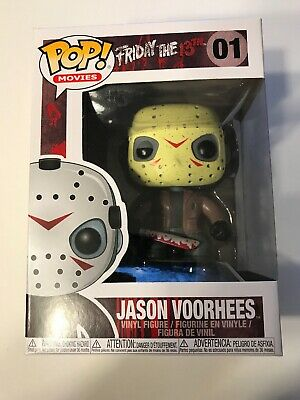 Funko Pop! Movies * Friday The 13th #01 * Jason Voorhees
