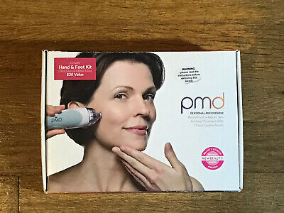 PMD Personal Microderm Skin Care System w/ Hand & Foot Kit