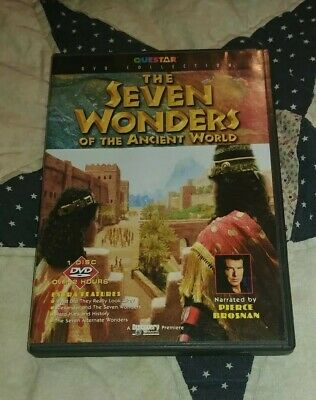 The Seven Wonders Of The Ancient World (DVD) Pierce Brosnan