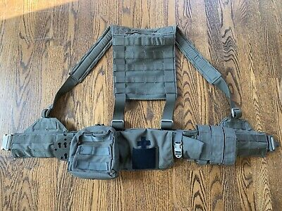 First Spear Patrol Harness Ranger Green Eagle Industries LBT Tactical Tailor