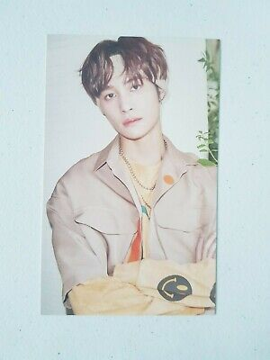 K-POP WayV 2020 Season's Greetings Official Limited YANGYANG Postcard
