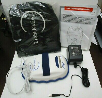 Light Relief LR150 LIGHT PAD for Infrared Therapy Device Used