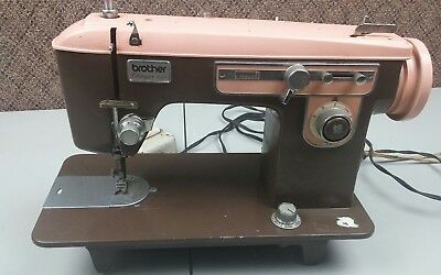Vintage Brother Charger 651 Heavy Duty Sewing Machine Leather Denim
