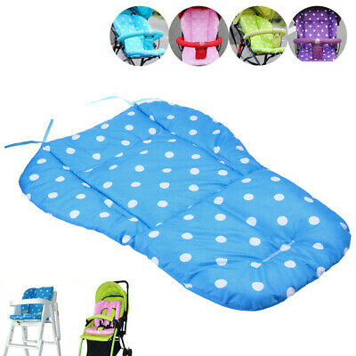 Universal Waterproof Soft Baby Stroller Cushion Pad Liner Padding Liner Pad Mat