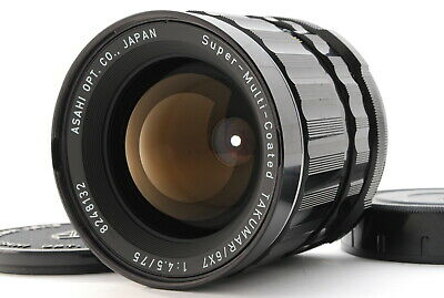 【EXC++++】Pentax smc Takumar 6×7 75mm f/4.5 Lens for 67 67II from Japan #2483