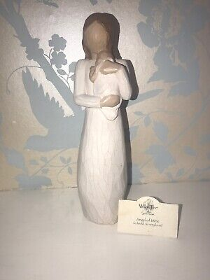 Willow Tree  Angel Of Mine Figurine. Collectible . Susan Lordi .