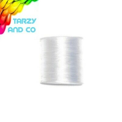 2mm White Satin Nylon Cord DIY Silicone Bead Was Teething Necklace Jewellery