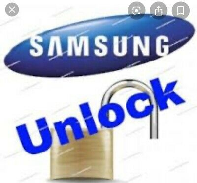 O2 ,Tesco, Giffgaff UNLOCK SERVICE FOR SAMSUNG All Models S9 S8 S7