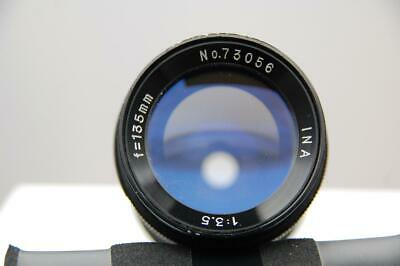 Canon EOS fit 135mm f3.5 INA lens,  10 blade iris, beautiful condition.