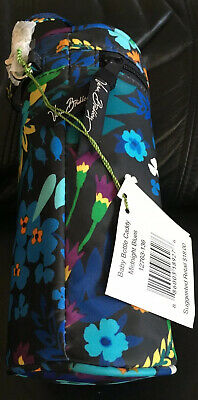NWT Vera Bradley Baby Bottle Caddy MIDNIGHT BLUES BPA FREE
