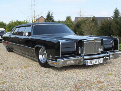 Ford Lincoln Continental Stretch Limousine Oldtimer