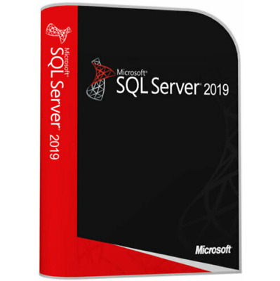 MS SQL Server 2019 Enterprise Product Key | Unlimited Devices - Instant Delivery