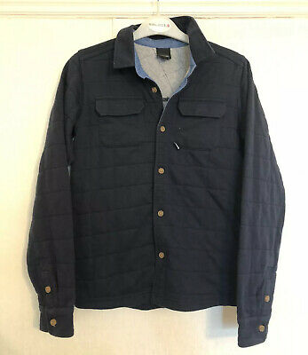 Bench Navy Boys Jacket Size 11-12 Years