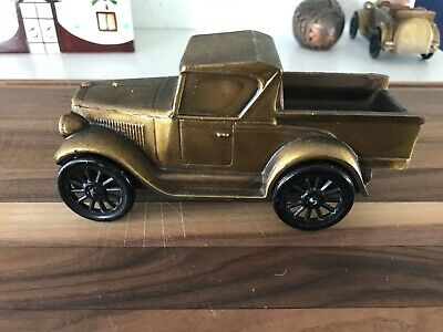 Banthrico Musical Bank 1928 Pickup Truck