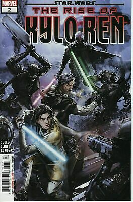 Star Wars Rise Of Kylo Ren #2 (2020 Marvel) Origin - Sold Out! Nm