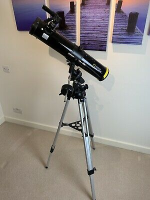 National Geographic Telescope 76/700 EQ