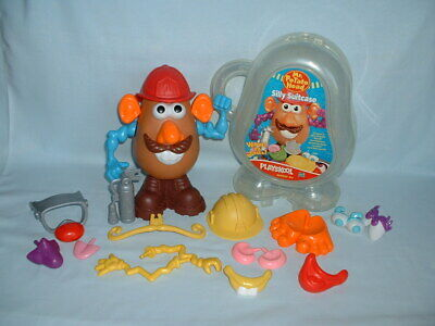 MR POTATO HEAD SILLY SUITCASE Action Figure Toy (PLAYSKOOL/HASBRO/TOY STORY)