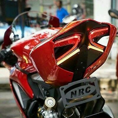 Ducati 899 Panigale Fender Eliminator Set - New Rage Cycles Nrc LED Rennen