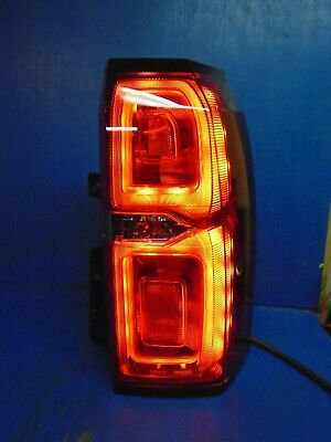15 16 17 18 19 Suburban Tahoe LED tail light II745 84467057 Right RED LENS