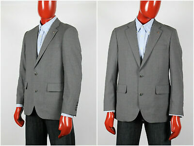 Mens Chester Barrie Blazer Jacket Coat Tailored Fit Suit Two Button Size 40S