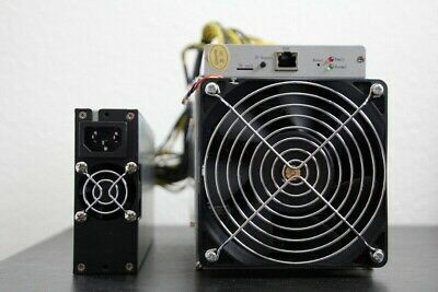 Bitmain Antminer S9 13.5 TH/s Bitcoin BTC ASIC Miner w PSU, Power Cable