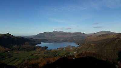 Studio Cottage Great View Mountain & Lake Holiday Field House Bothy Borrowdale