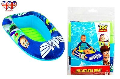 Disney Toy Story Children,Kids Inflatable Boat Water pool Boat,Official Licensed