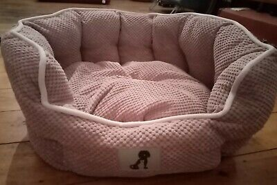 All Pet Solutions Fleece Lined Warm Dog Bed Washable Medium FAST FREE POST