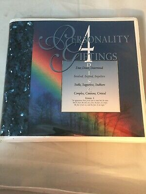 Personality 4 Giftings Series By John Fitchner 10 CD Set