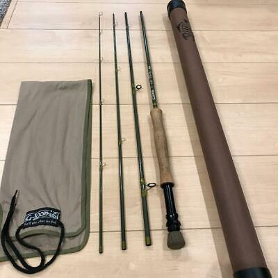 Temple Fork Outfitters TFG TRC 707-3 Gary LOOMIS SIGNATURE DE 3pc Casting Rod
