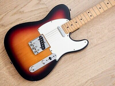 2004 Fender Highway One Telecaster USA-Made Electric Guitar Sunburst