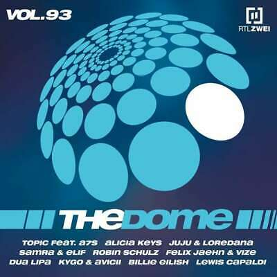 THE DOME 93 neuer Sampler 2 CD 06.03. 2020 NEU & OVP