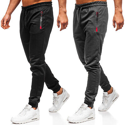 Jogger Hose Trainingshose Sporthose Fitness Men Herren Mix BOLF 6F6 Sport WOW