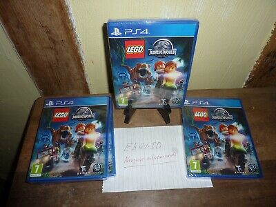 Lego Jurassic World Sony PS4 Brand New Sealed