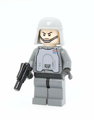 New Genuine LEGO Imperial Officer Minifig Star Wars 9509
