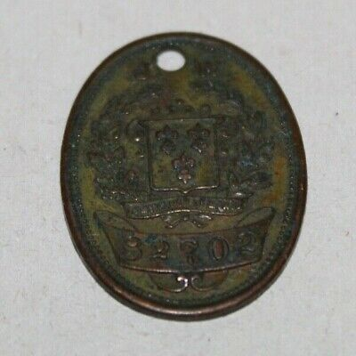 Antique JOHN WANAMAKER Department Store CHARGE COIN TOKEN