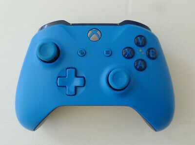 Microsoft Xbox One Limited Edition controller Blue