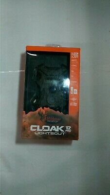New Wildgame Innovations Cloak 12 Pro Lightsout Trail Cam Scouting Camera