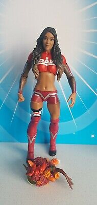 Wwe Mattel Elite Series Alicia Fox Survivor Series Raw New Removed From Package